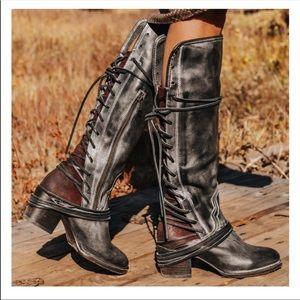 Freebird Coal boots! Size 8